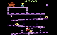 Donkey Kong for Atari